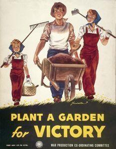 Plant a Garden for Victory