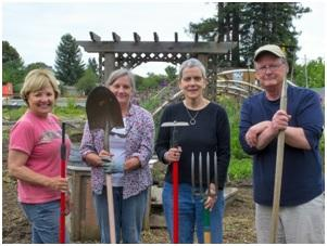 Food Gardening Specialists